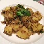 ガラムマサラ - ジャガイモのクミン炒め