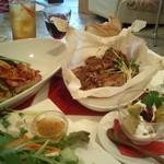 フトゥロ カフェ - 二人でディナーコース