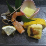 日本料理加賀 - 先付け
