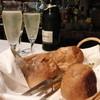 ristorante ANDREA - 料理写真:最初にパンが登場