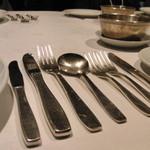 ristorante ANDREA - 味のある食器類
