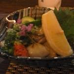 旬魚菜 正や - 酢牡蛎