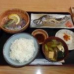 23306021 - 岩魚定食