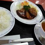 紫波サービスエリア 下り レストラン - 白金豚シチュー1000円