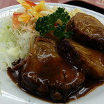 紫波サービスエリア 下り レストラン -