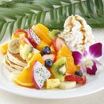 Hawaiian Pancake Factory - 料理写真:トロピカルフルーツ