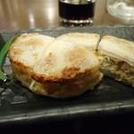 気ママーニ - 「レンコン肉詰め」200円な也。