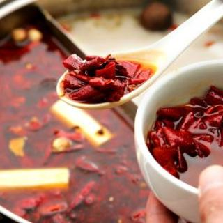 美味しい火鍋の食べ方をご紹介してます♪