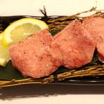 わしの肉 - 上厚切り塩タン 1480円