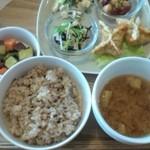 レディバードキッチン - 料理写真:週替わりランチ(1,180円)