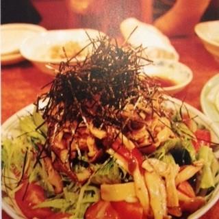 当店のコースは、食べ放題&飲み放題で4500円♪8名様~ご予約承ります!