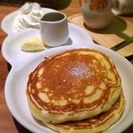 フクミミ - プレーンバターミルクパンケーキ