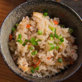 むかいや - 料理写真:むかいやの沖縄そばとの相性抜群のじゅーしぃー♪