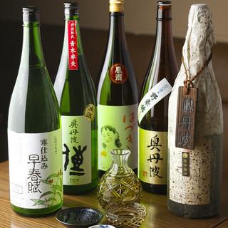 日本酒・焼酎各種