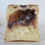 Little Breads To Go - ホワイトチョコあんぱん
