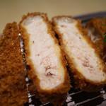 とんかつKYK - 沖縄県産琉香豚の厚切りロースとんかつ膳
