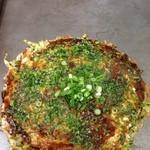 おこのみハウスキャッスル - 料理写真:辛麺。(そば肉玉)