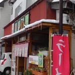 23329261 - 店舗外観(南→北)