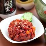 紅味 - 料理写真:★コルベンイムチム★つぶ貝の和え物