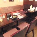 kanakoのスープカレー屋さん - 店内 3 【 2013年12月 】