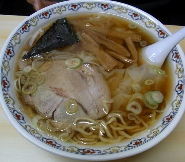 春木屋 荻窪本店 - わんたんめん 1200円