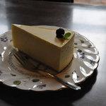 アン・シヤーリー・ハウス - レアチーズケーキ