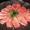 肉匠 伍島 - 料理写真:極上カルビ『近江牛』
