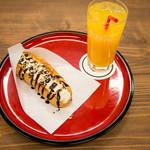 ラッキー スマイル - 料理写真:デザートドックご用意してます♪