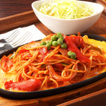 紋土珈琲 - 料理写真:イタリアンスパゲッティ