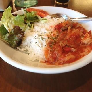 うるとらカフェ - 牛トマト。ハヤシとはちと違う