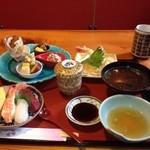土佐長寿司 - 1500円ランチ
