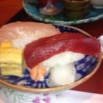 土佐長寿司 - 寿司厚め