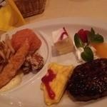 小樽朝里クラッセホテル レストラン シルフィード - お子さまランチ