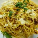 23335903 - モッツァレラチーズ入り ミートソーススパゲッティ