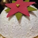 アカシエ - 2013年 クリスマスケーキ