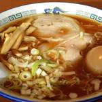 23336115 - 青葉ラーメン・醤油味