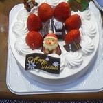 23338669 - クリスマスケーキ H25バージョン