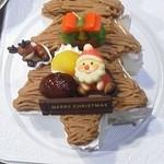 23338672 - クリスマスケーキ H25バージョン