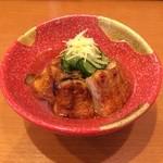 横田屋  - うざく(680円)