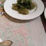 ガラムマサラ - 牡蠣パクチー