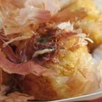 鎌倉J's - しらすたこ焼き特選しょうゆ味アップ