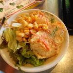 韓豚屋 - お替りの惣菜