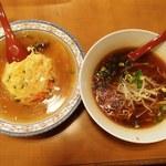 ハルピン - 天津飯セット(600円)