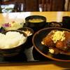 Eden - 料理写真:エビコロッケ定食900円(2013.12.29)