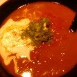 麺彩 藤 - カレーラーメン
