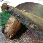 23350582 - 煮物 子持ち鮎の姿煮