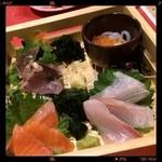 個室の美味 桜の藩 - コースの刺身