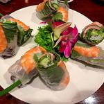 フォー ベト レストラン - Dinner Aコース(生春巻き)