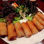 フォー ベト レストラン - Dinner Aコース(揚げ春巻き)