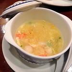 フォー ベト レストラン - Dinner Aコース(カニとたまごのスープ)